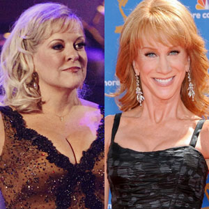 Nancy Grace, Kathy Griffin